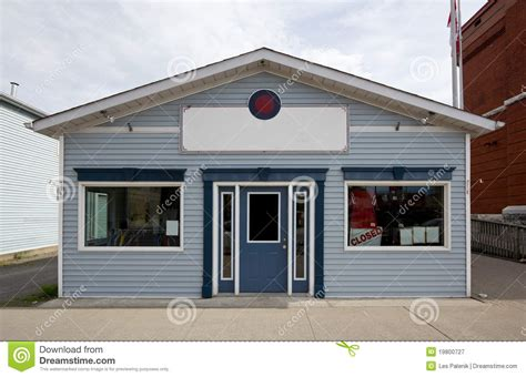 build a shop small store building stock image image of house tiny