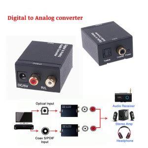Harga Converter Optical To Rca toslink optical to rca analogue converter cablekiosk