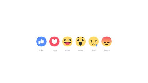 Fb Reacts | reactions now available globally facebook newsroom