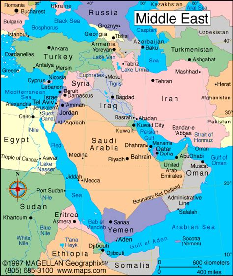 middle east map rivers and seas end time nations jeremiah ministries