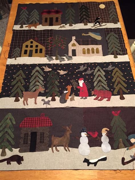 Country Primitive Quilt Patterns by 17 Best Images About Country Primitive Quilts On
