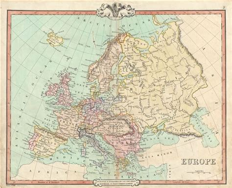 europe geographicus antique maps