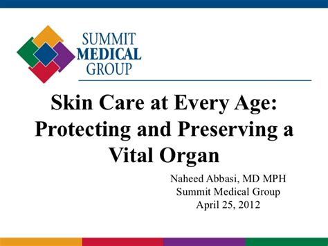Skin Care Advice At Any Age by Skin Care At Every Age
