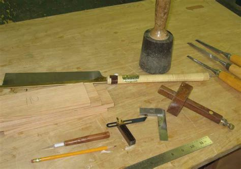 Dovetail Layout Making Dovetails By Hand Woodworking