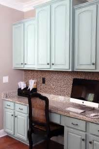 Duck Egg Blue Kitchen Cabinets by Annie Sloan Duck Egg Blue Painted Kitchen Cabinets