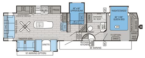 2016 eagle fifth wheel floorplans prices jayco inc
