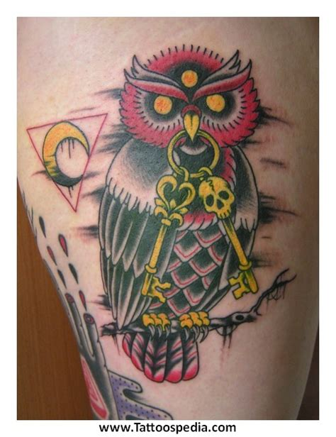 owl tattoo represents owl tattoos