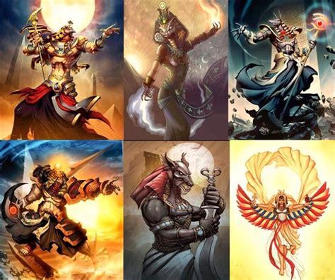 imagenes egipcias con nombres mensajeros de los dioses off topic taringa