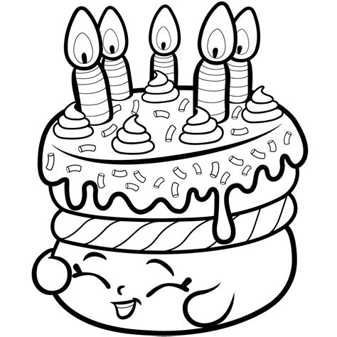 Binggo Dress Hitam shopkins coloring pages best coloring pages for