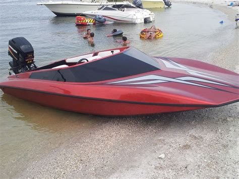 fast boats and bikinis late 80s to early 90s hydrostream virage way ahead of