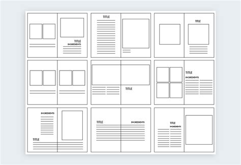 types of graphic design layout charming graphic design grid templates gallery exle