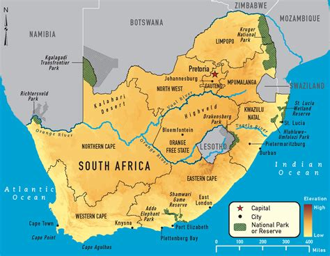 south africa map pdf south africa chapter 4 2014 yellow book travelers
