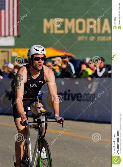 nicholas hansen coeur alene ironman cycling