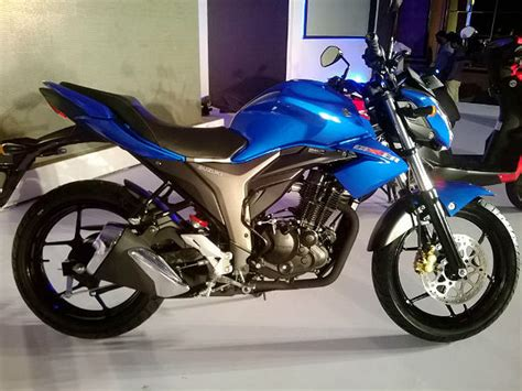 Suzuki Gixxer 150cc Suzuki Gixxer Images Details Of The Upcoming 150cc