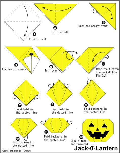 Easy Origami Crafts - best 25 origami ideas on easy oragami