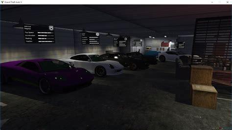 Need For Speed Garage need for speed garage gta5 mods
