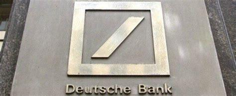 sedi deutsche bank habla con gian i tagli di deutsche bank