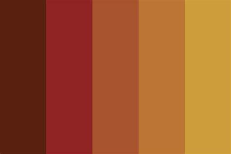 autumn color palette woodsman autumn colour palette color palette