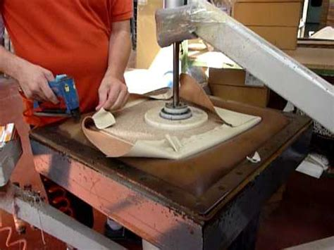 agradable  cuero para tapizar sillas #1: hqdefault.jpg