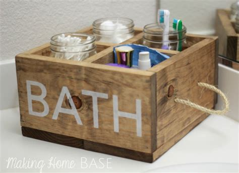 bathroom organizers diy diy bathroom organizer diy organization 11 clutter