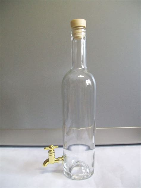 bottiglia con rubinetto bottiglia con rubinetto enotecnica albese enologia