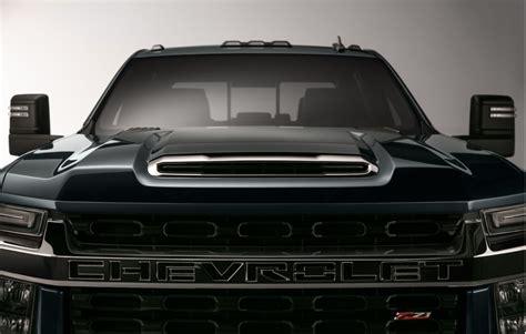 Order 2020 Gmc Hd by Order Truck 2020 Chevrolet Silverado Hd Teased