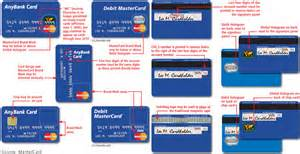 Where Is The Card Number On A Mastercard Gift Card - credit card number sle mastercard