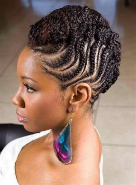 Mohawk Braid Hairstyle by Braided Mohawk 5 Glamorous Hairstyles