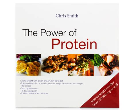 power through the day high protein cookbook 50 novel high protein recipes books the power of protein recipe book great daily deals at