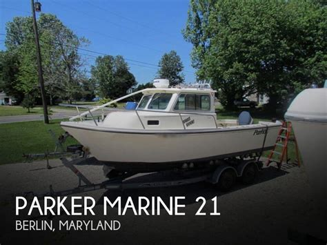 parker power boats for sale 2007 parker marine 21 power boat for sale in dobbs ferry ny