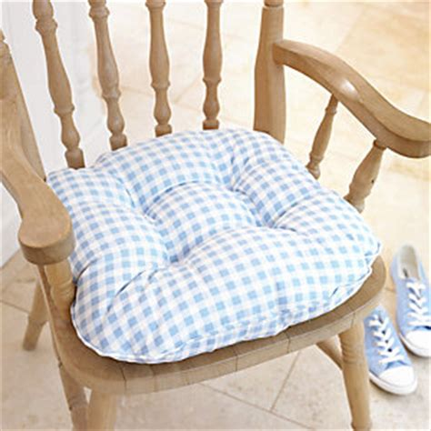 blue kitchen chair pads lakeland the home of creative kitchenware