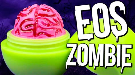 Zombie Como Hacer Un Eos De Cerebro Sangriento Halloween 2015   eos zombie como hacer un eos de cerebro sangriento