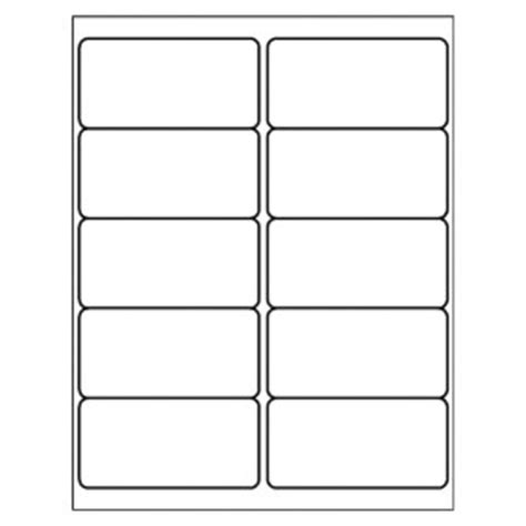 avery template 8163 for word avery 10 labels per page a4 mailing shipping printer