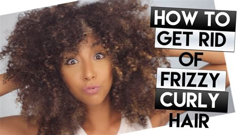 how i get rid of frizzy puffy hair for days helpful how to get rid of frizzy curly hair my hair with no