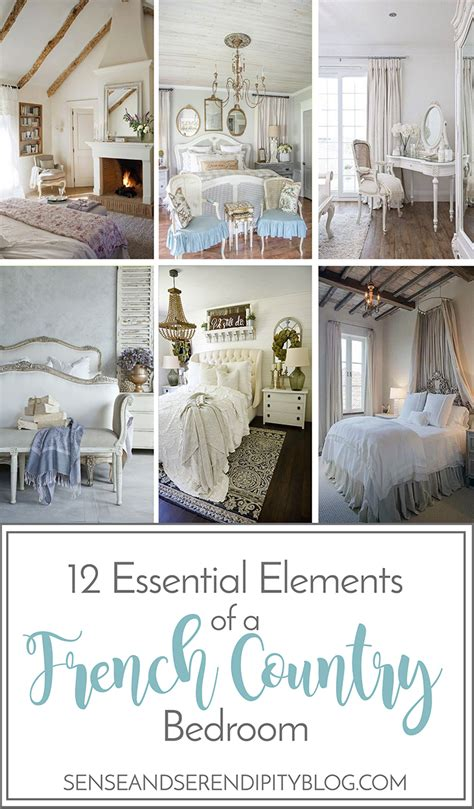 french country cottage bedroom bedroom pinterest 12 essential elements of a french country bedroom sense