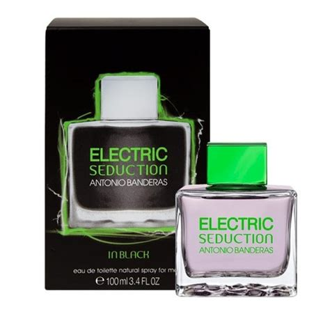 Antonio Banderas Electric Tester Edt 100ml 1 antonio banderas in black electric