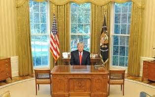 trump oval office renovation orange steel djt pic heavy democratic underground