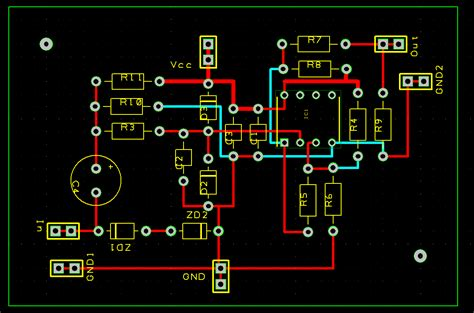 pcb layout engineer definition some questions from a first pcb design attempt