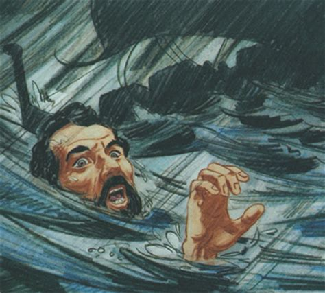 jonah thrown off the boat old testament stories chapter 38 jonah