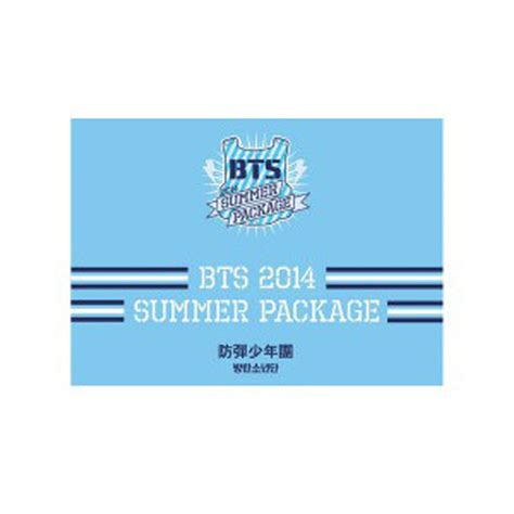 Official Dvd Summer Package 2017 bts 1st anniversary bts 2014 summer package limited
