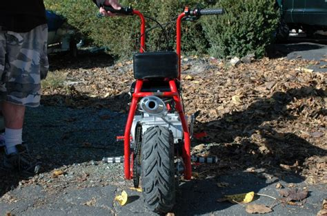 doodlebug wheelie mini bike with 110cc lifan south bay riders
