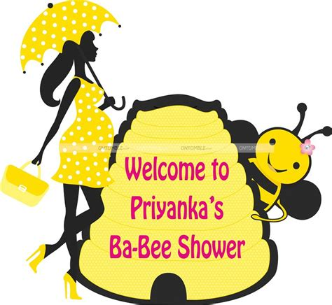Bee Baby Shower Supplies by Babyshower Theme Bee Theme Baby Shower Untumble