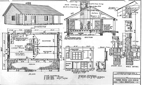 cabin blueprints log cabin blueprints small cabin blueprints cabin blue
