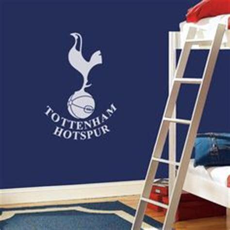 tottenham wall stickers boys room ideas on football soccer and football wall
