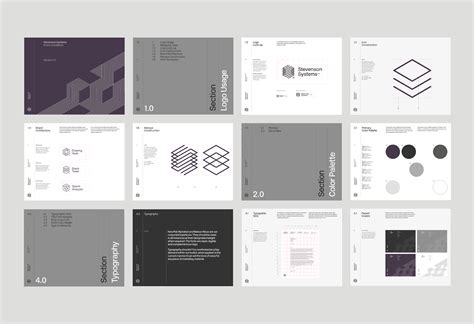 office layout design guidelines branding for stevenson systems by socio design bp o