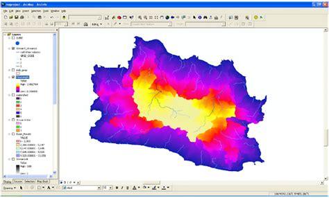 tutorial membuat web gis pdf membuat peta das dari data dem atau kontur abuzadan s blog