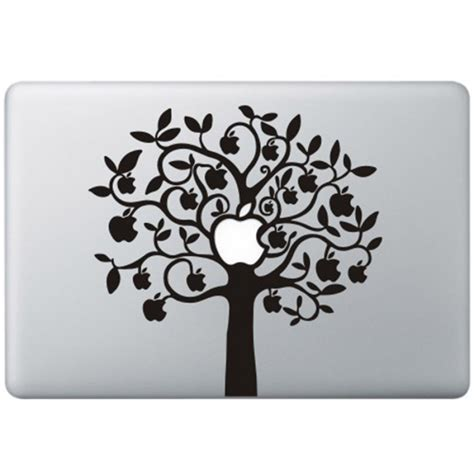Sticker Apple apple boom 2 macbook sticker macskins
