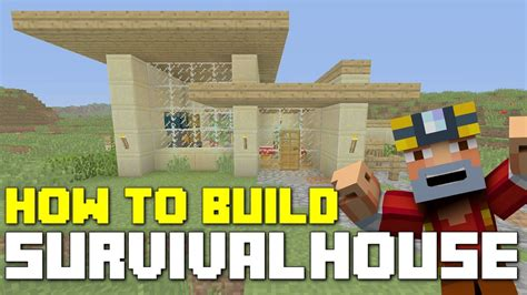 how to have a house built for you minecraft xbox 360 one how to build survival house
