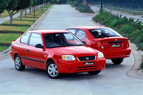 Hyundai Accent 2000 by Used Hyundai Accent Review 2000 2006 Carsguide