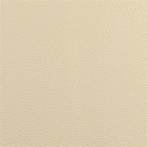 Cream Upholstery Recycled Leather By The Yard   Contemporary   Upholstery Fabric   by Palazzo